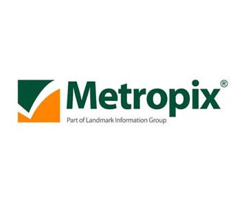 Metropix logo image