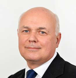 The Rt Hon. Iain Duncan Smith MP
