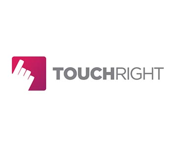 TouchRight logo